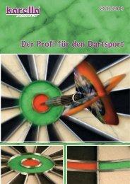 Katalog - DART-2012-2013 - Billardsport-Held