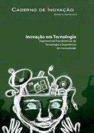 Inovação em Tecnologia - Fórum de Inovação