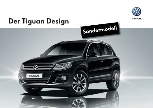 vw tiguan design preis chf 37 39 download pdf. Black Bedroom Furniture Sets. Home Design Ideas