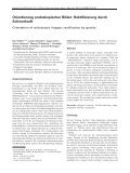 Orientation of endoscopic images: rectification by gravity - Page 2