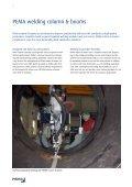 Welding column & booms - Sveiseeksperten - Page 2