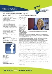 Full Details - Central Queensland University