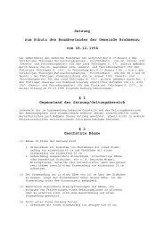 Baumschutzsatzung vom 08.12.1998 - als pdf ... - Elektromatthes.de