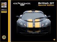 British GT Special Edition - Hazelnet.org