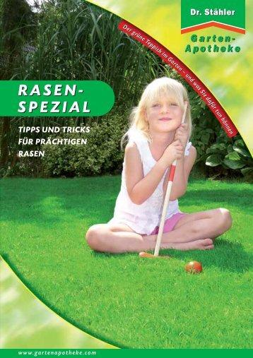 RASEN- SPEZIAL RASEN- SPEZIAL - Agrarversand Oberland