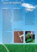 RASEN- SPEZIAL RASEN- SPEZIAL - Agrarversand Oberland - Seite 3