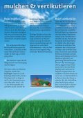 RASEN- SPEZIAL RASEN- SPEZIAL - Agrarversand Oberland - Seite 4