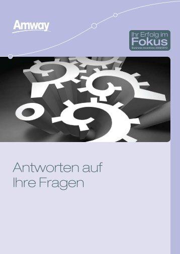 Fragen und Antworten - Schauer Vertriebs GmbH