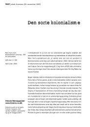 Bogen er anmeldt af Jakob Krummes [29. november ... - Historie-nu.dk
