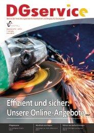 2013 4. Quartal DGservice Magazin - VAEB