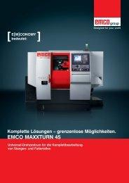 Maxxturn_45_CNC_Bearbeitungszentrum_DE - Emco Maier GmbH