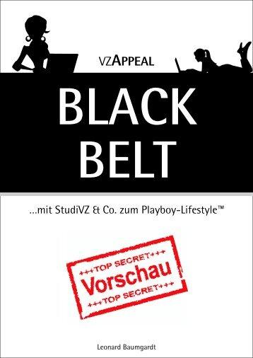 vzAppeal BLACK BELT - Frauen auf der Straße ansprechen und im ...