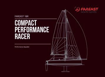 Compact Performance Racer - Far East Yachting