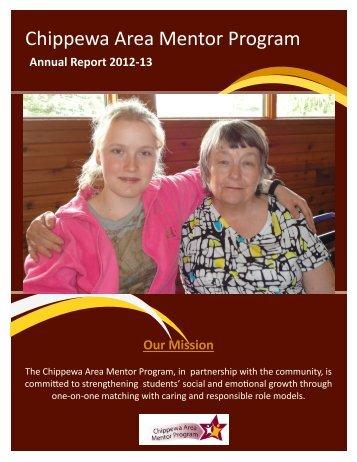 2012-13 Annual Report - Chippewa Falls Area Unified School District