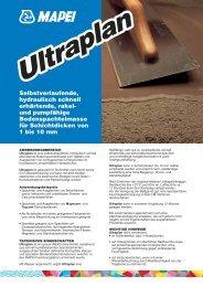 Ultraplan - Mapei