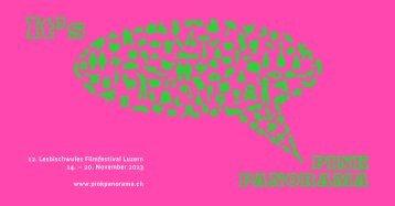 Druckversion Programm - Pink Panorama