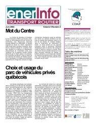 pour PDF enerinfo juin2004.pub - Université Laval