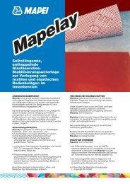 Mapelay - Mapei