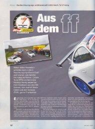 Sport Auto (12/2011) aus dem ff - MTM