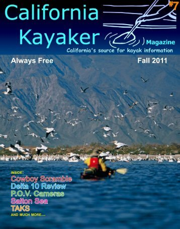 Always Free Fall 2011 - California Kayaker Magazine