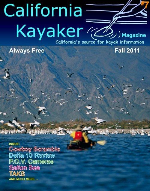 Always Free Fall 2011 - California Kayaker Magazine