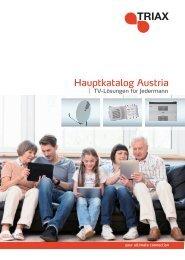 Hauptkatalog Austria - Triax
