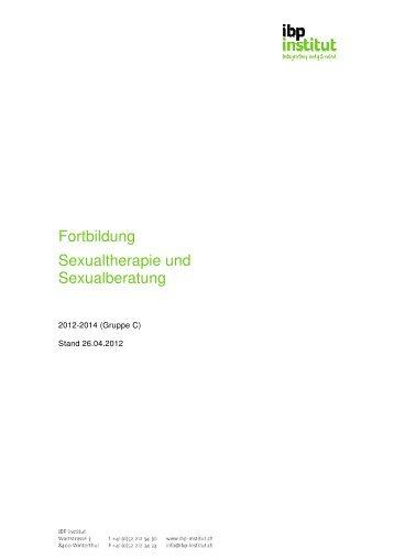 Curriculum - IBP Institut