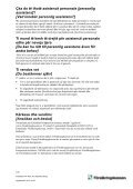 Kompensim asistence [Assistansersättning] - Försäkringskassan - Page 2