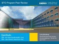 Building Energy Model - EERE