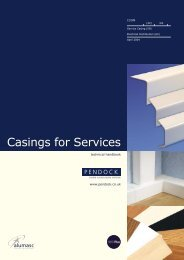 Casings for Services - Dorsey Construction Materials