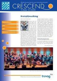 Ausgabe 02/2013 - Luzerner Kantonal-Blasmusikverband