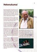 KUPE WAKA CENTRE - Dialogue - Page 5