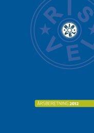 Årsrapport 2012 Ris Vel
