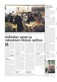 Sirkku Niiranen hiljentyy - Lahden seurakuntayhtymä - Page 6