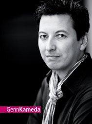 Portrait - Dr. Genn Kameda