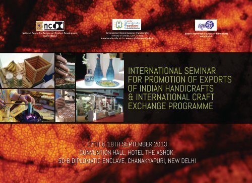 international seminar for promotion of exports of indian
