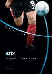 FALLSTUDIE FC ENERGIE COTTBUS - Etix