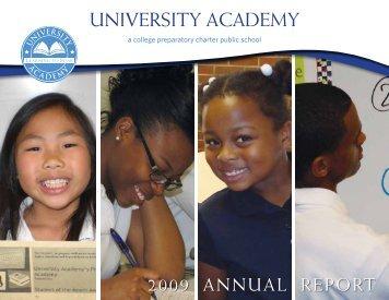 Friends of University Academy