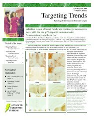 Targeting Trends