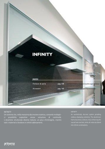 infinity - Butikkartikler