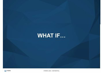 WHAT IF… - Mobile Solutions