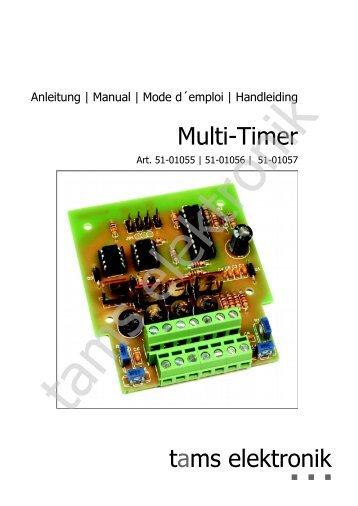 Multi-Timer - Tams