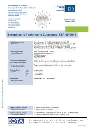 ETA-99/0011 - Würth