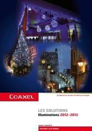 GUIRLAnDEs LED 230 V - Coaxel