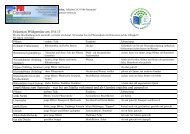 Wildgemüse Liste.pdf - Schule Pettendorf-Pielenhofen