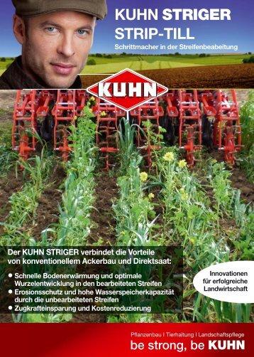 KUHN STRIGER STRIP-TILL - Bag-franken.de