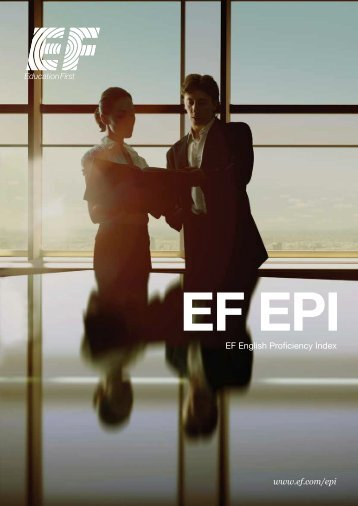 www.ef.com/epi EF English Proficiency Index