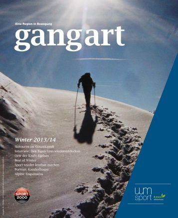 Winter 2013 2014 - WM Sport Abtenau