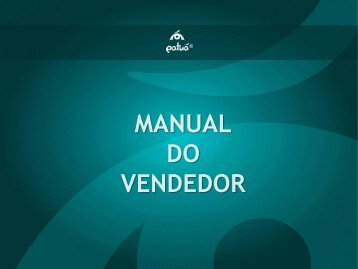 MANUAL DO VENDEDOR - Patua