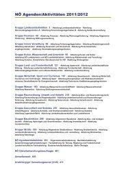NÖ Agenden/Aktivitäten 2011/2012 - Open Government Data in ...
